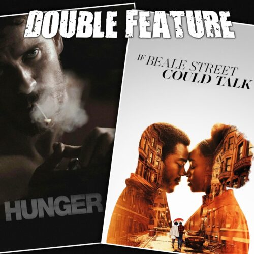 Hunger + If Beale Street Could Talk