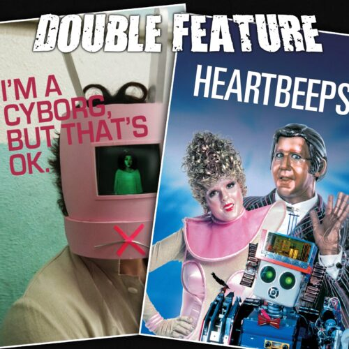 I'm a Cyborg But That's Ok + Heartbeeps