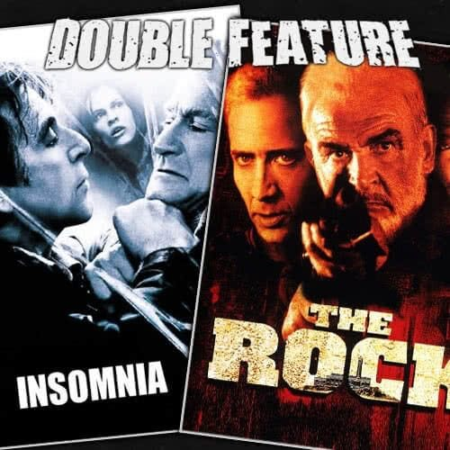 Insomnia + The Rock