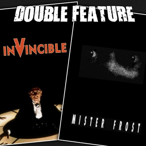 Invincible + Mister Frost