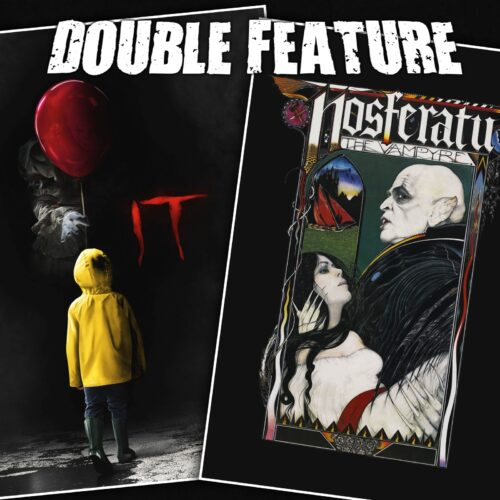 It + Nosferatu the Vampyre