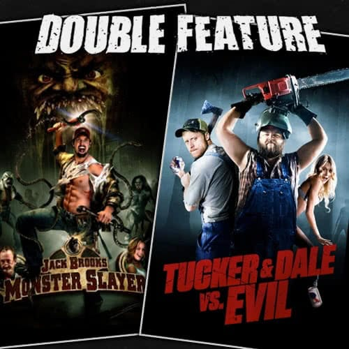 Jack Brooks Monster Slayer + Tucker and Dale vs Evil