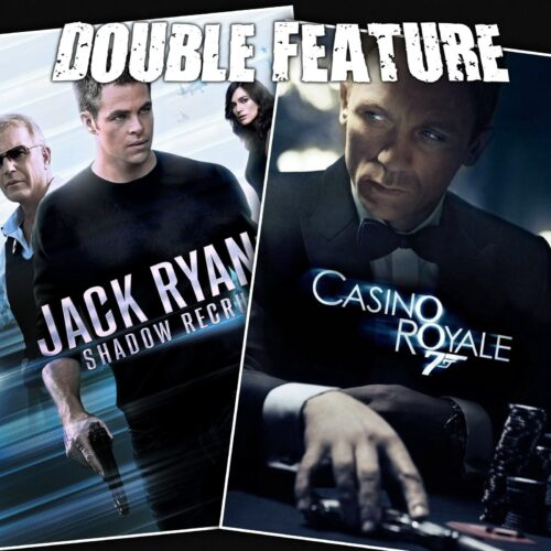 Jack Ryan: Shadow Recruit + Casino Royale