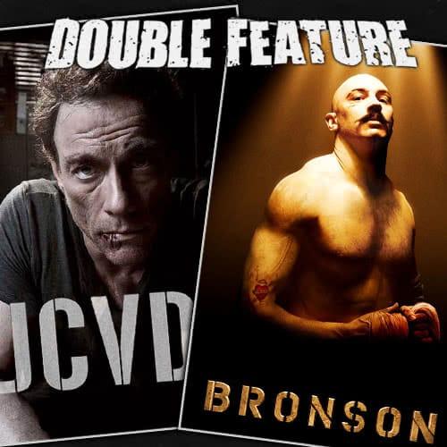 JCVD + Bronson