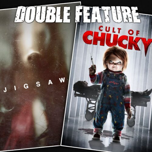 Jigsaw + Cult of Chucky