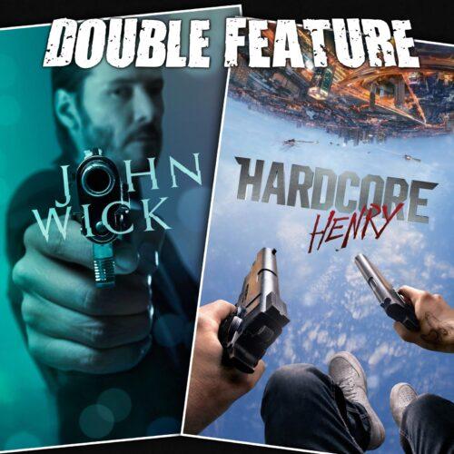 John Wick + Hardcore Henry