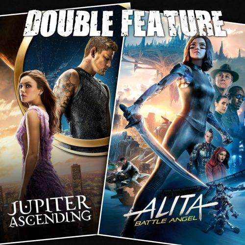 Jupiter Ascending + Alita Battle Angel