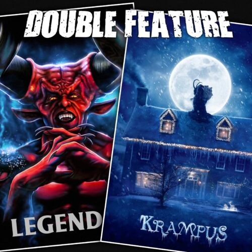 Legend + Krampus