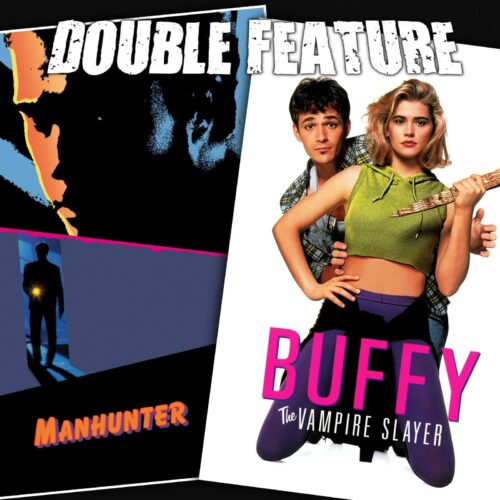 Manhunter + Buffy the Vampire Slayer