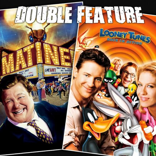 Matinee + Looney Tunes: Back in Action