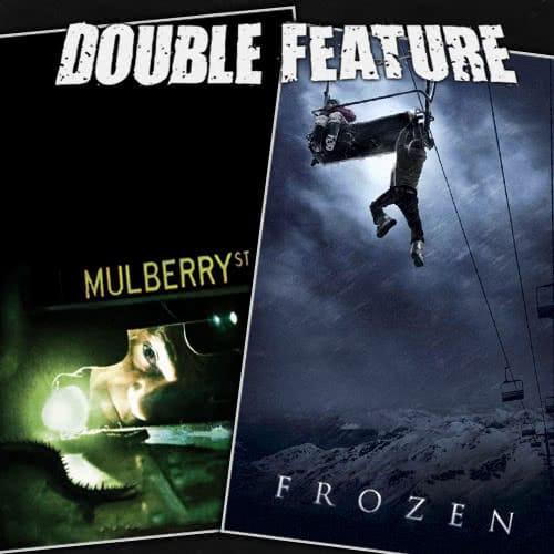Mulberry Street + Frozen