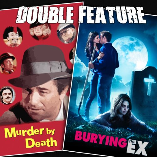 Murder By Death + Burying the Ex