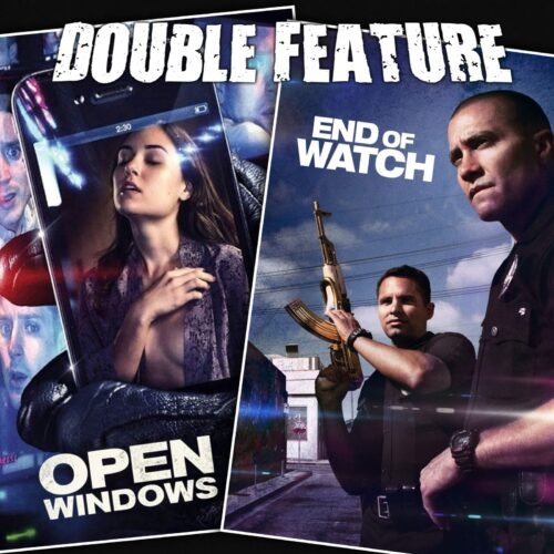 Open Windows + End of Watch