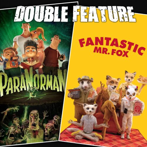 Paranorman + Fantastic Mr. Fox