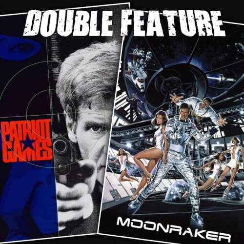 Patriot Games + Moonraker