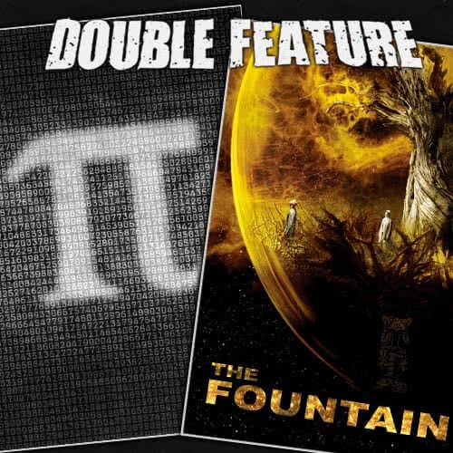 Pi + The Fountain