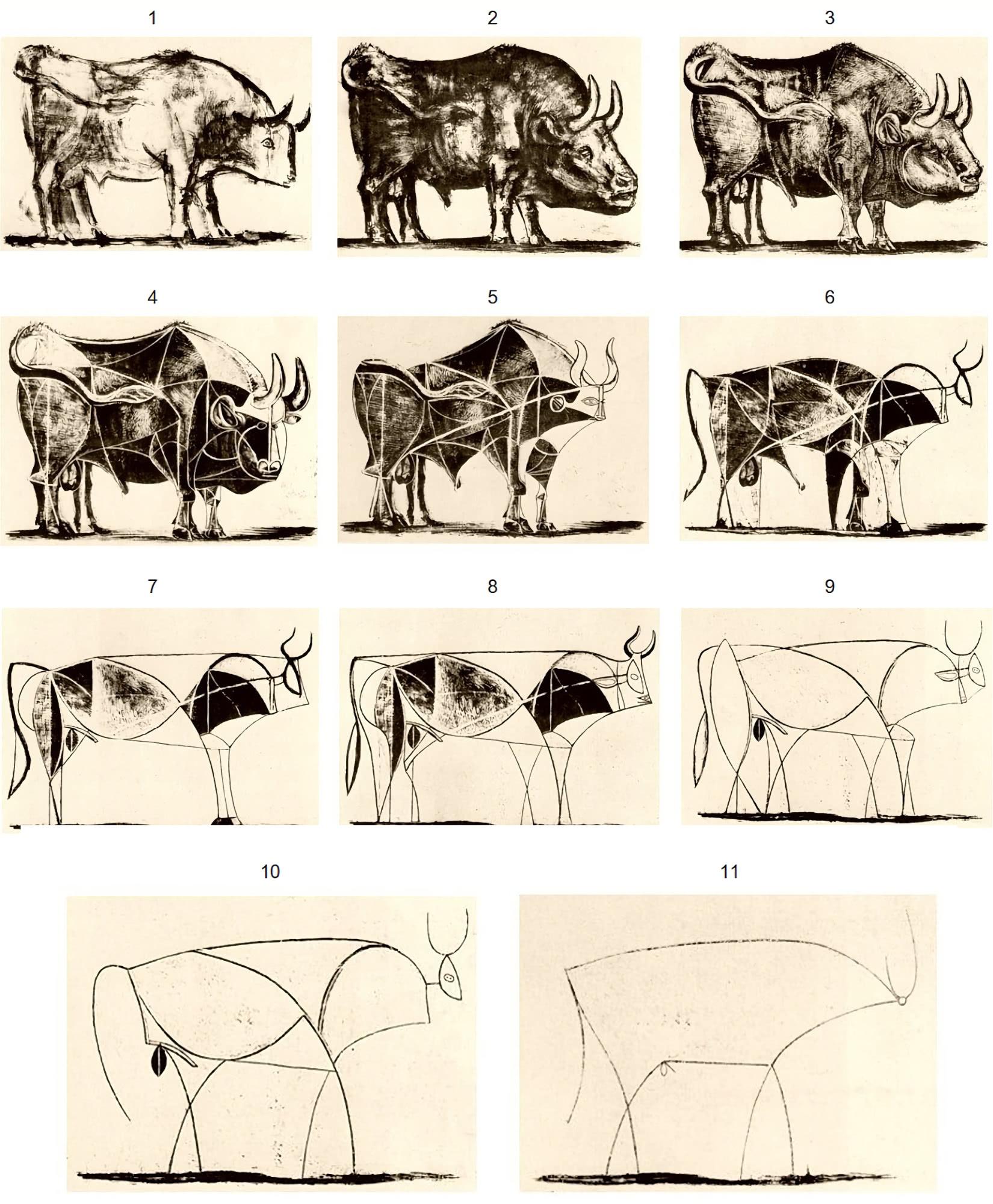 Picasso's Bull (Full Series)