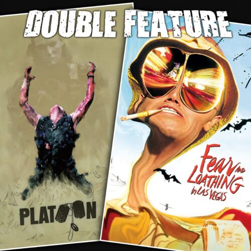 Platoon + Fear and Loathing in Las Vegas