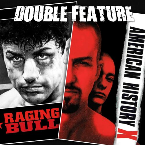 Raging Bull + American History X