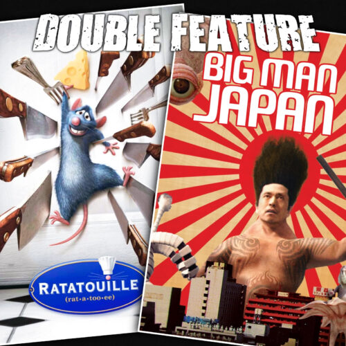 Ratatouille + Big Man Japan