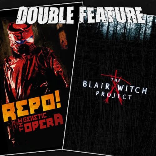 Repo: The Genetic Opera + The Blair Witch Project