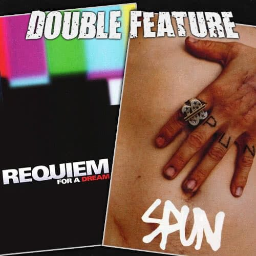 Requiem for a Dream + Spun