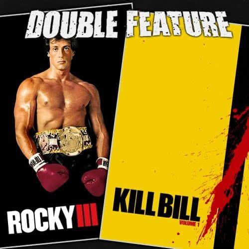 Rocky 3 + Kill Bill