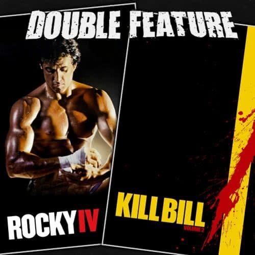 Rocky 4 + Kill Bill 2