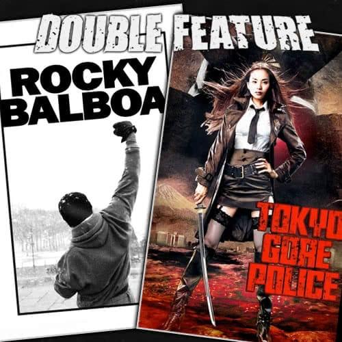 Rocky 6 + Tokyo Gore Police