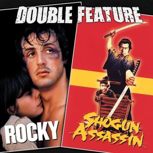 Rocky + Shogun Assassin
