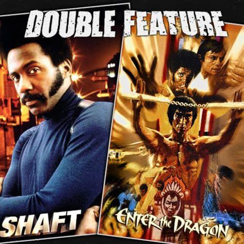Shaft + Enter the Dragon
