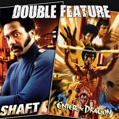 Shaft + Enter the Dragon