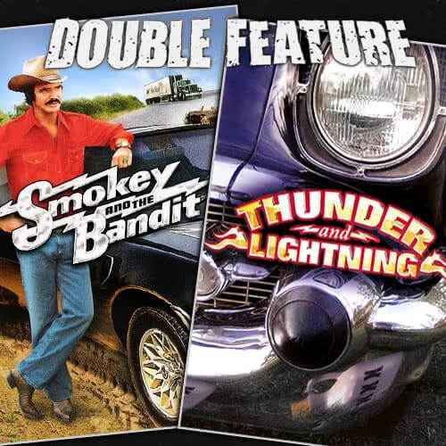 Smokey and the Bandit + Thunder and Lightning