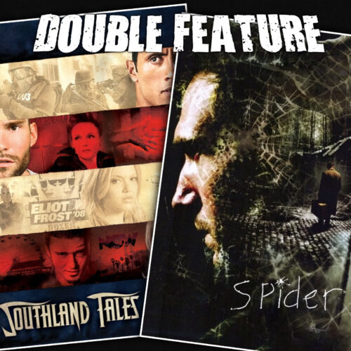 Southland Tales + Spider