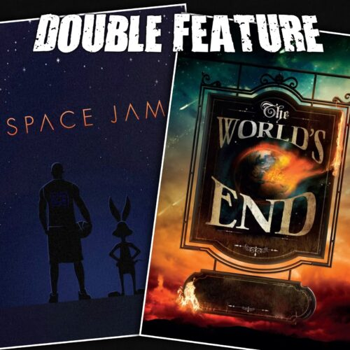 Space Jam + The World's End