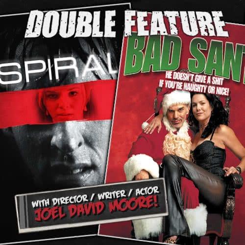 Spiral + Bad Santa