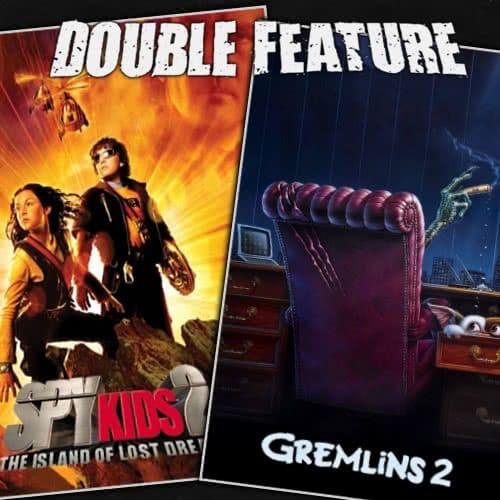 Spy Kids 2 + Gremlins 2