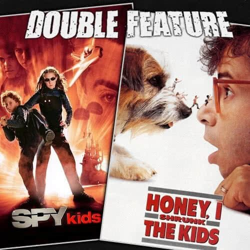 Spy Kids + Honey I Shrunk the Kids