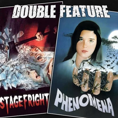 Stage Fright (Deliria) + Phenomena