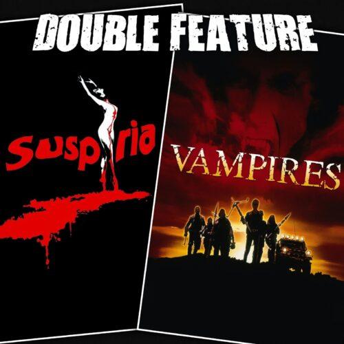 Suspiria + John Carpenter's Vampires