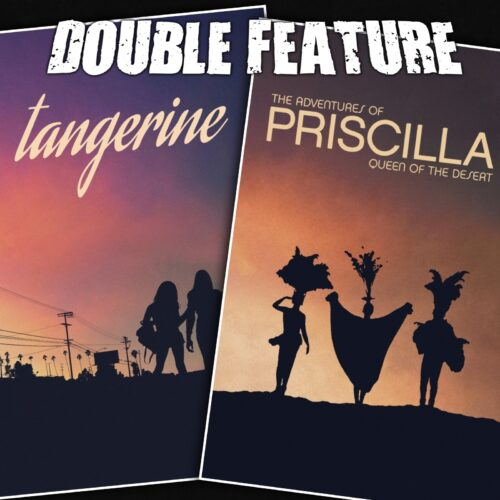 Tangerine + Priscilla Queen of the Desert