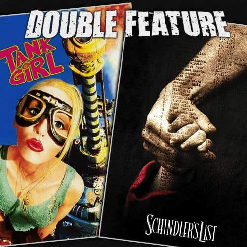 Tank Girl + Schindler's List