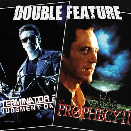 Terminator 2 + The Prophecy 2
