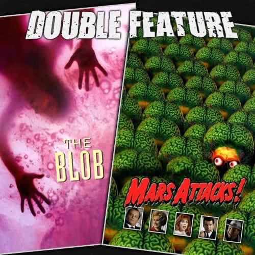 The Blob + Mars Attacks