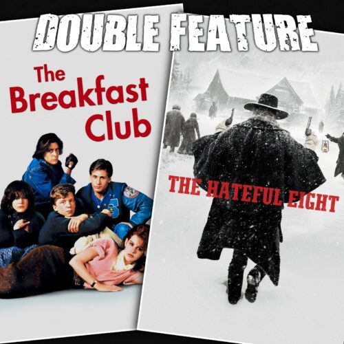 The Breakfast Club + The Hateful Eight