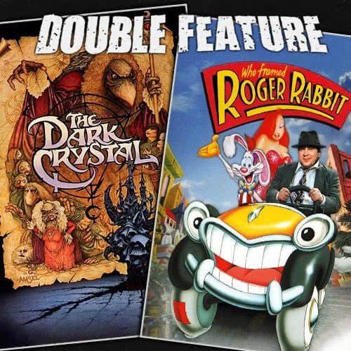 The Dark Crystal + Who Framed Roger Rabbit