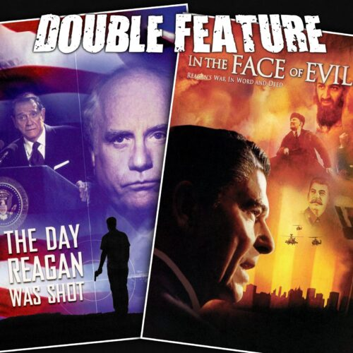 The Day Reagan Was Shot + In the Face of Evil