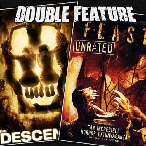 The Descent + Feast