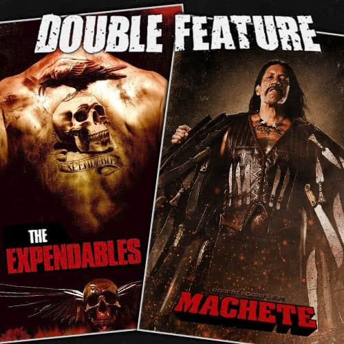 The Expendables + Machete