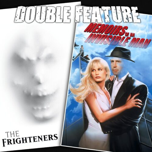 The Frighteners + Memoirs of an Invisible Man